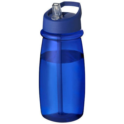 Bidon H2O Pulse o pojemności 600 ml z wieczkiem z dzióbkiem