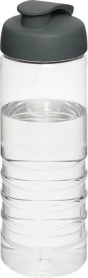 Bidon H2O Treble z otwieranym wieczkiem o pojemności 750 ml