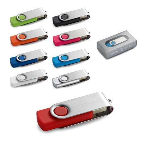 CLAUDIUS 8GB. Pamięć USB 8B