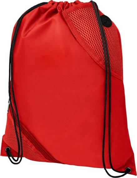 Plecak Oriole ściągany sznurkiem z dwiema kieszeniami